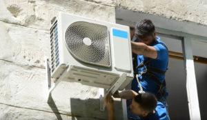 покупка кондиционеров в Тюмени с недорогим монтажом
