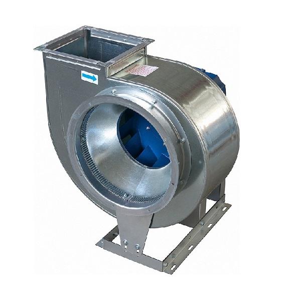 Радиальные вентиляторы среднего давления Nevatom