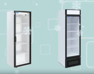 большой выбор холодильного оборудования Тюмень