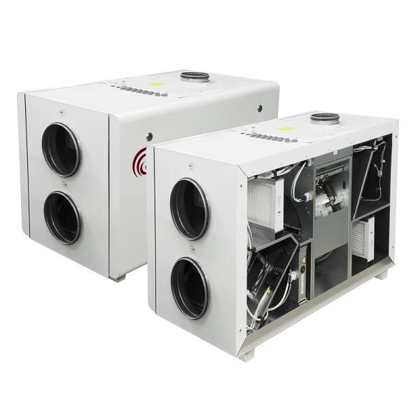 Компактные вент.установки